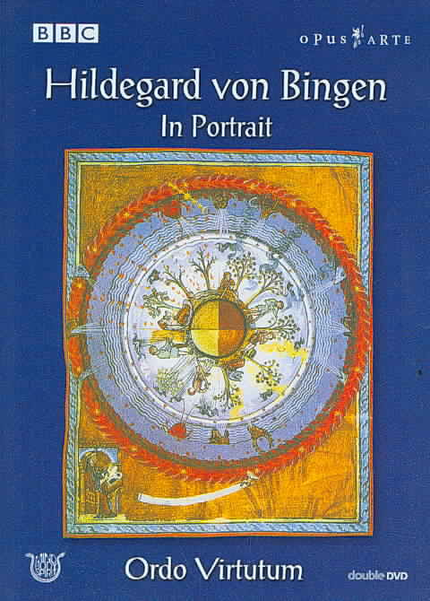HILDEGARD VON BINGEN:IN PORTRAIT ORDO BY ROUTLEDGE,PATRICIA (DVD)